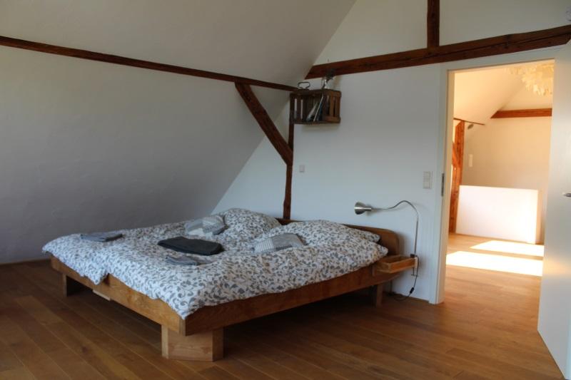 Bett im Doppelzimmer 3