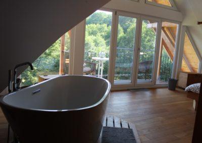 Frei stehende Badewanne DZ 3