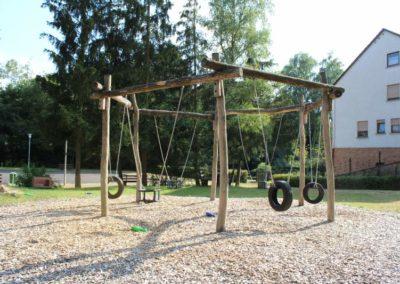 Kinderspielplatz Fränkisch Crumbach