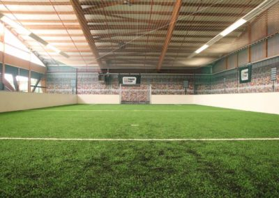 Powerplay Mörlenbach Soccer-Arena-lein
