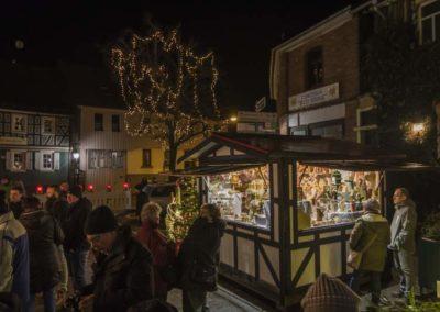Weihnachtsmarkt Fränkisch Crumbach
