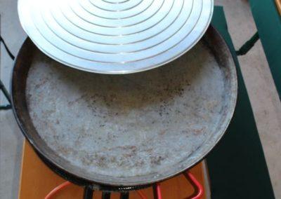Paellapfannen bis 80cm Durchmesser